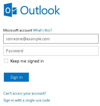 Hotmail Sign In - Sign in to your Hotmail.com account!