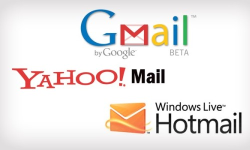 Top 5 best E-mail services in 2015